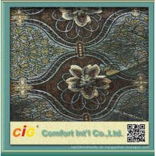 Neueste Designs Chenille Jacquard Sofa Stoff