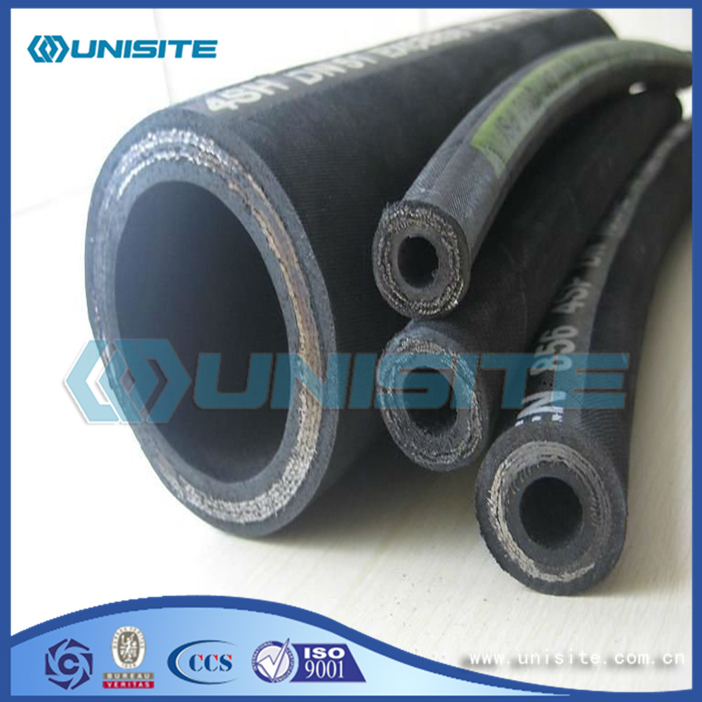 Black Dredging Consturction Rubber Hose