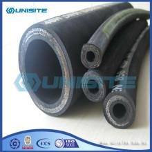 Dredging rubber hose connector
