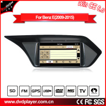 Hualingan Car DVD Player 2016 para Mercedes-Benz E Car Multimedia GPS de navegación