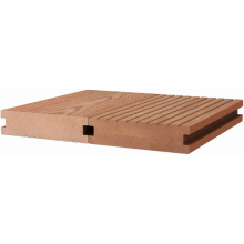 Weatherproof composite decking for house siding