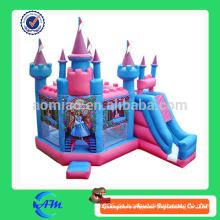 Mädchen Prinzessin Traum bouncy Schloss aufblasbaren Prahler