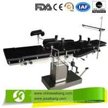 Fabricantes de mesas cirúrgicas de operação manual