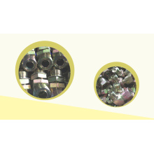 Hydraulics Stainless Steel Weld Tube Fittings
