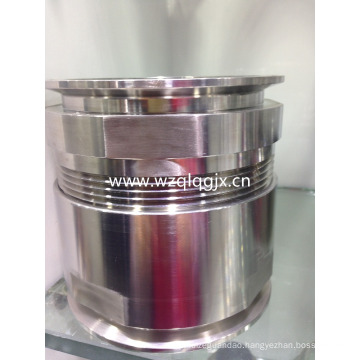 3A 19wb Sanitary Stainless Steel Pipe Fitting Coupling