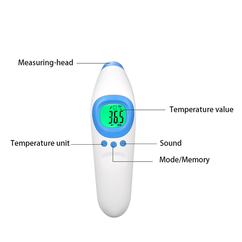 Forehead Thermometera4 800