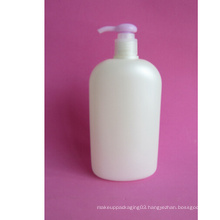 500ml Flat Pearl Color Conditioner Bottle with Pump