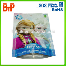 China stand up aluminum foil vacuum packing bags