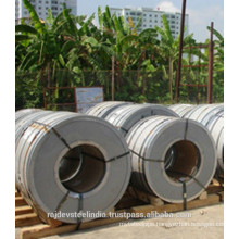 High quality sus 301 Stainless Steel Strip with custom length and various surface finish