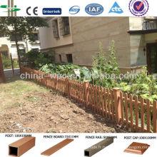 clôture de jardin wpc WPC de clôture