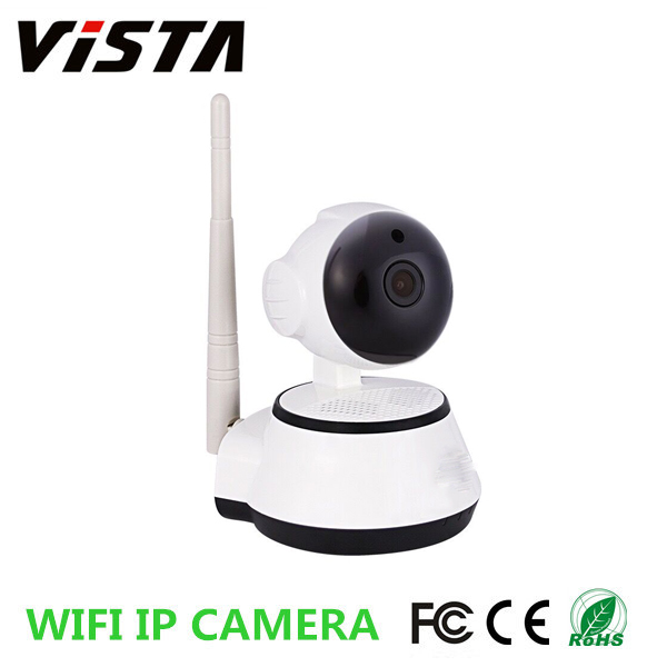 720P HD V380 IP Wifi Audio Smart Camera with Night Vision