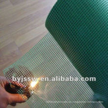 Malla de fibra de vidrio incombustible