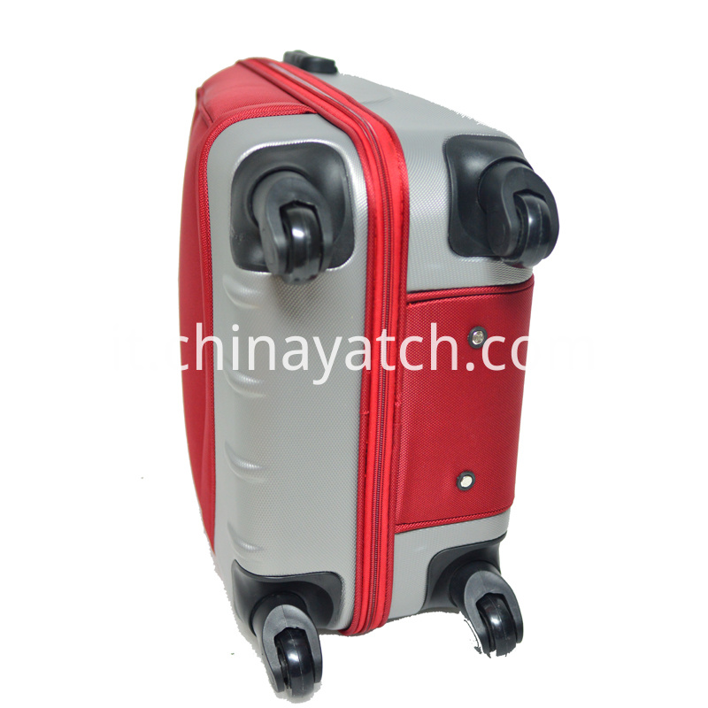 Hard and Soft Luggage Suitcase