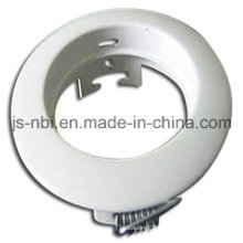 Metal Die Casting Housing From China Factory with White Painting
