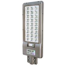 luces de seguridad led alimentadas por energía solar con sensor de movimiento