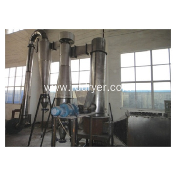 Small Scale Spin Flash Dryer Machinery