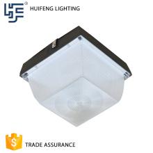 conduit baie lumière / baie lampe 50W LED CANOPY LAMP boîtier en aluminium moulé sous pression