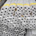 Tubo de liga redonda de alumínio 6060 T6 para recipiente de pressão