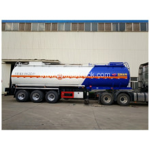 Ammonia Liquor Liquid Chemical Trailer