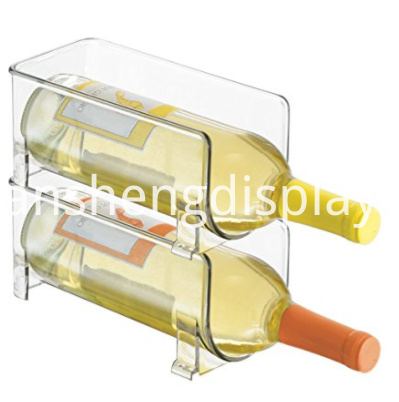 Wine Bottle Storage Rack