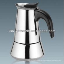 Percolating Espresso Pod Kaffeemaschine