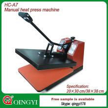 máquinas de etiquetas de impressão de transferência de calor