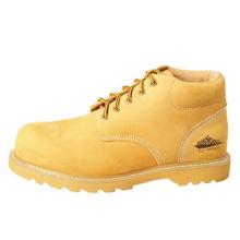 botas chukka de punta de acero
