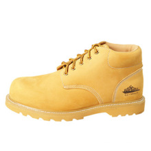 botas chukka de dedo do pé de aço