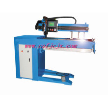 Effective Welding Length 50-1200mm Automatic Straight Seam Welding Equipment