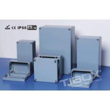 Caja de bornes de aluminio