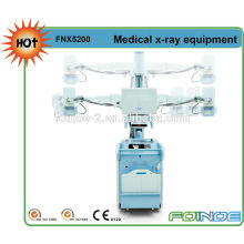 FNX5200 High Frequency mobile digital radiography x ray equipment