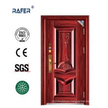 New Design Hot Sale Steel Door (RA-S024)