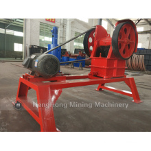 Mini Jaw Crusher for Capacity 1-3 T/H