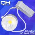 10W COB LED pista luz 220v alto Lumen