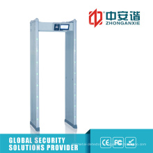 High-Brightness LED Intelligent Partition Touch Screen Waterproof Metal Detector