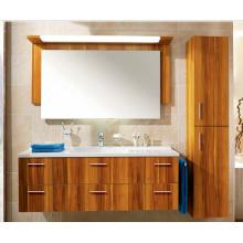 Деревянная ванная комната Кухня Шкаф тщеславия (под заказ)