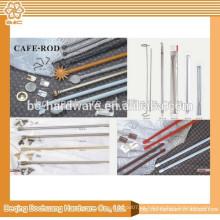 China proveedor de ducha de alta calidad doble barra de cortina