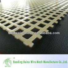 stiff metal hole mesh