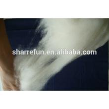 100% Natural White Cashmere Fiber