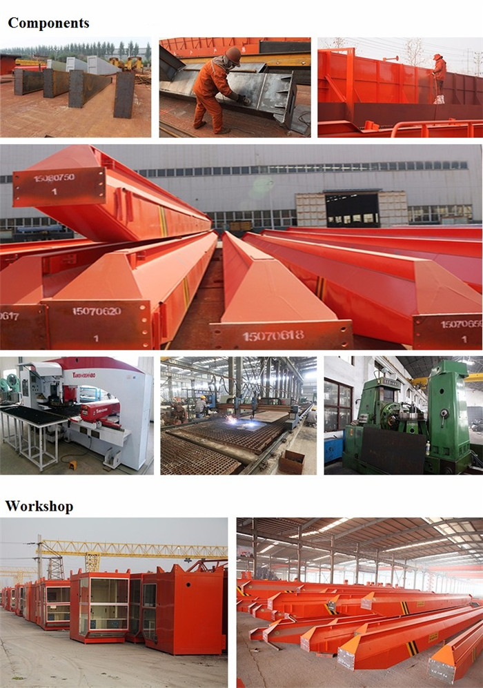 5 ton to 20 ton Gantry Crane