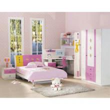 Meubles pour enfants - Meubles de chambre à coucher en bois (WJ277354)