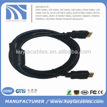 New HDMI-HDMI 1080p Cable for PS3 LCD PS3 Xbox 360 DVD HDTV TV AV HD Black