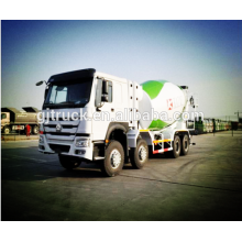 8X4 HOWO CNG Concrete mixer truck/ HOWO CNG mixer truck /Howo concrete truck / Mixer truck /CNG Cement truck / Mixing truck
