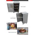 3 Phasen avr SVC 45KVA automatische Spannungsregler / Servomotor Spannungsstabilisator