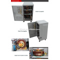 Servomoteur triphasé SVC 60kva régulateur de tension industrielle ac avr industriel