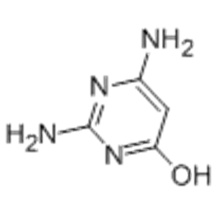2,4-diamino-6-hydroxypyrimidine CAS 56-06-4