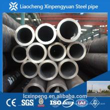 Fabrication et exportation de tubes haute précision en acier au carbone sch40 haute précision laminés à chaud