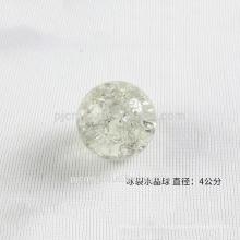 bola de cristal, bola de cristal para la decoración casera y el regalo