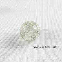 boule de cristal, boule de verre pour la décoration et le cadeau
