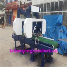 CNC scie automatique haute efficacité bois scie